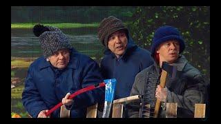 Уральские пельмени Шоу Журнал Хочу всё Ржать! ВЫПУСК №3 2