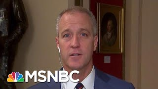 'We Have The Core Facts': Intel Member Preps For Hearings | Morning Joe | MSNBC