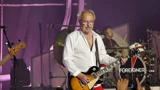 Foreigner Greek Theatre Los Angeles 8-30-17