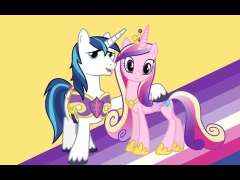 Мультик пони свадьба пони