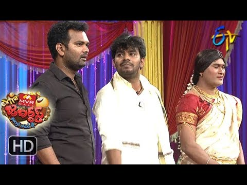 Sudigaali Sudheer Performance | Extra Jabardasth | 13th April 2018   | ETV Telugu