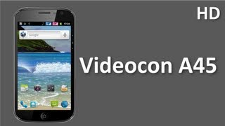 videocon a45 mobile price and specifications videcon android budget mobile