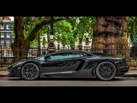 Tamara Ecclestone S Lamborghini Aventador Youtube