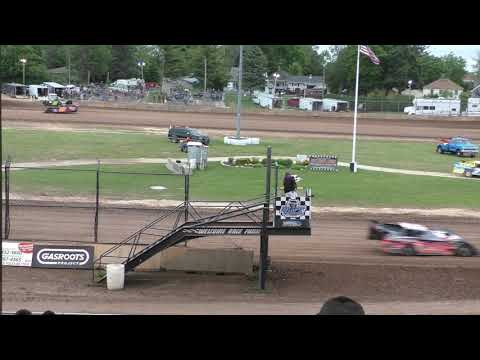 Plymouth Dirt Track Late Model Heats 6-15-2019