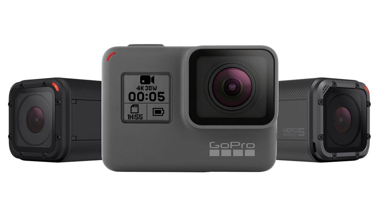 GoPro Hero 5 Black kutusundan çıkıyor - Video GoPro Hero 5 Black ile çekildi! :)