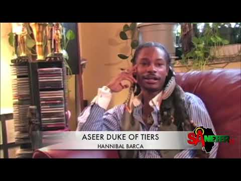 Aseer The Duke Of Tiers & Sa Neter Studio:  The Untold Story Of Hannibal Barca. Was He A Moor?