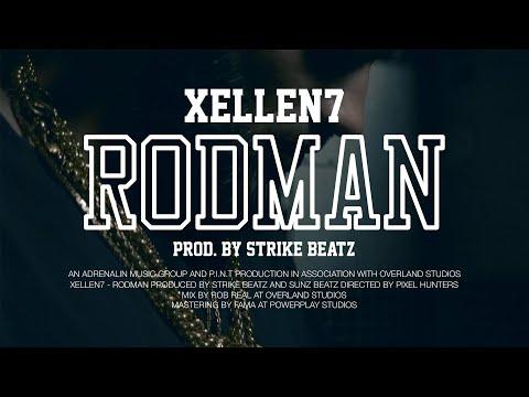 XELLEN7 - Rodman | prod. by Strike Beatz