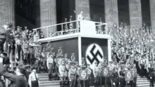 Начало второй мировой войны  Гитлер