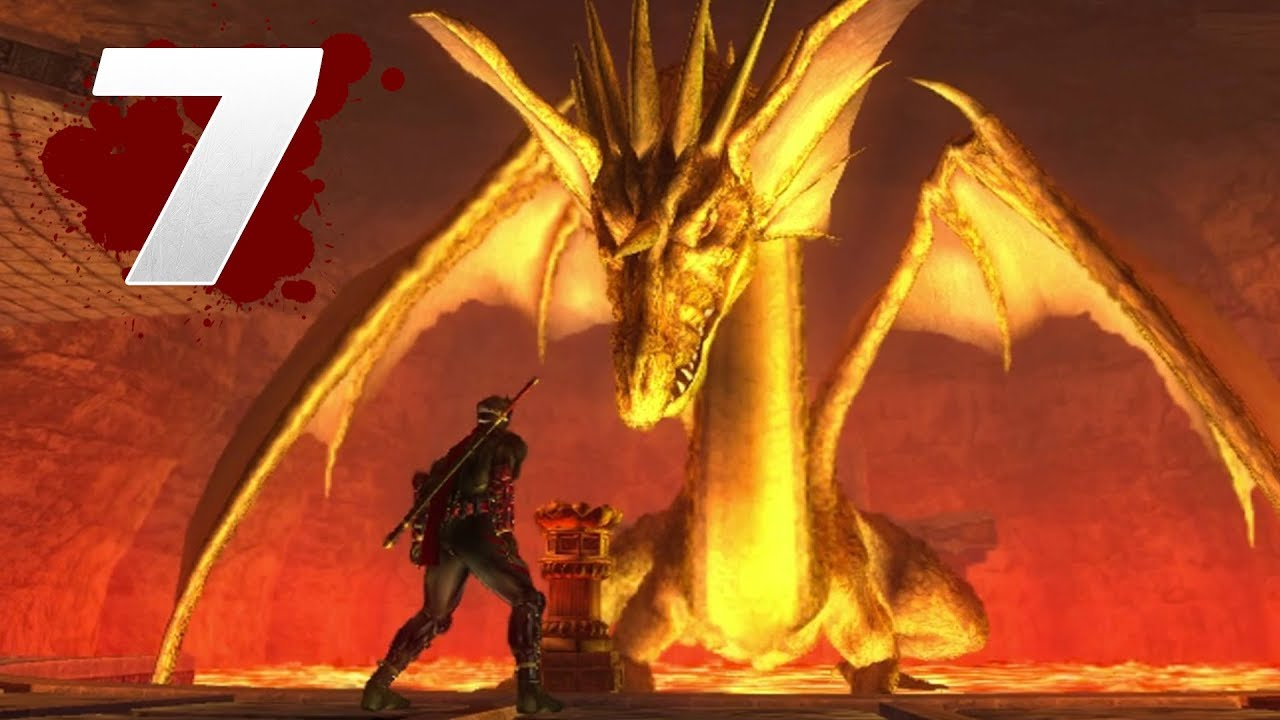 Ninja Gaiden Black Lets Play – Dropping the Dragon (Part 7) – IGN Plays