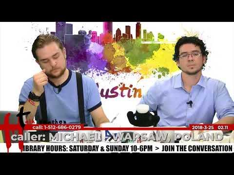 Can't Prove a Negative | Michael - Warsaw | Talk Heathen 02.11