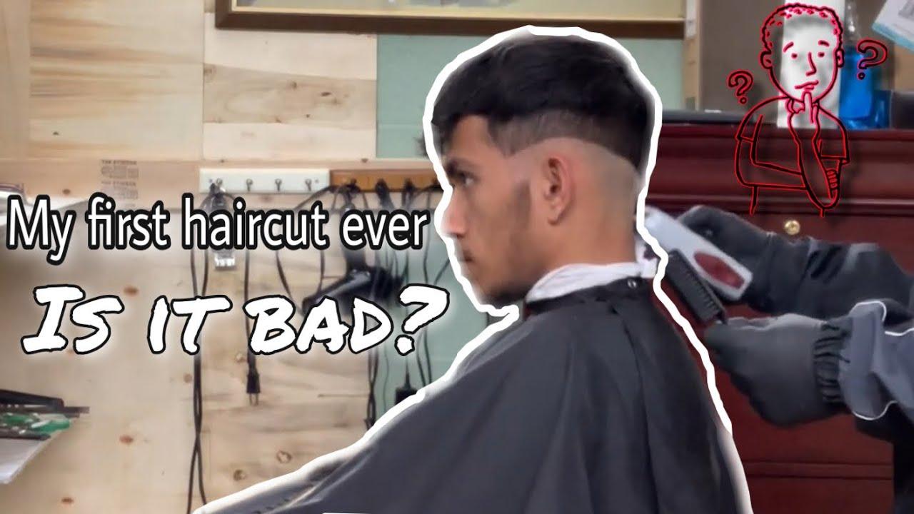 First Nepali haircut video - Mid Fade haircut tutorial - YouTube