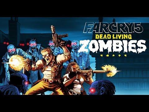 FAR CRY 5 (DLC3) | Dead Living Zombies #1 |