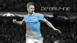 Skills and goals - Kevin De Bruyne - Manchester City 2015-16