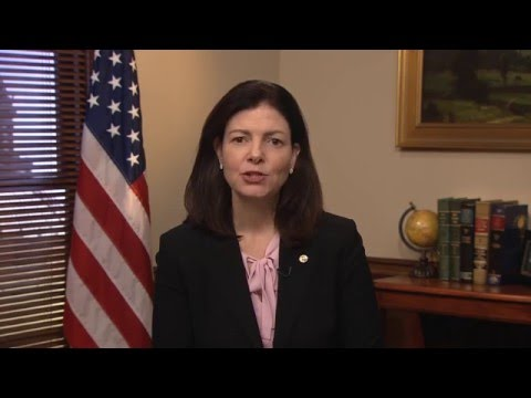 3/5/16 Sen. Kelly Ayotte (R-NH) Delivers GOP Weekly Address on CARA and the Opioid Epidemic