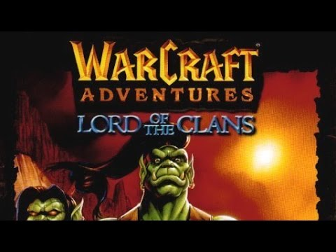 Warcraft Adventures: Lord of the Clans - full gameplay HD