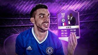 ME HAGO A LA MAYOR BESTIA DE FIFA 17
