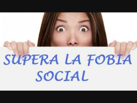 fobia sociale cura