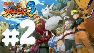 Naruto Shippuden Ultimate Ninja Storm 3 - Parte 2 Detonado (Ps3)