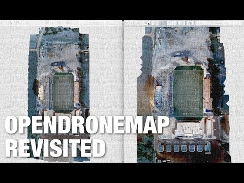 OpenDroneMap Revisited - and the Results are Impressive by Dennis Baldwin on YouTube