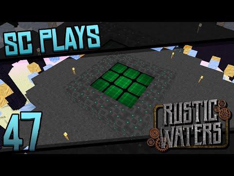 "Seablock: Rustic Waters | ""Solar Power"" - Part 47 | Modded 1.12.2"