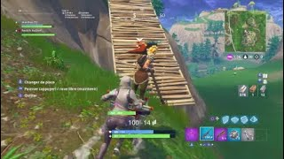 Fortnite battle royale (funny moment) (kill) (troll)