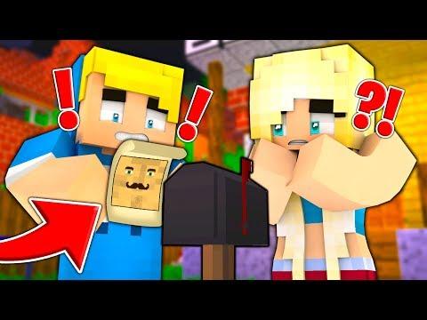 IL VICINO ci ha MANDATO UNA LETTERA... - Famiglia di Minecraft #28