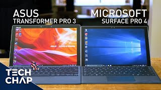 Surface Pro 4 vs Transformer Pro 3 | Best 2-in-1?