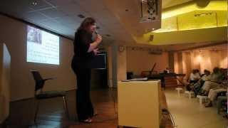רבקה חגג - קטע מתוך הרצאה