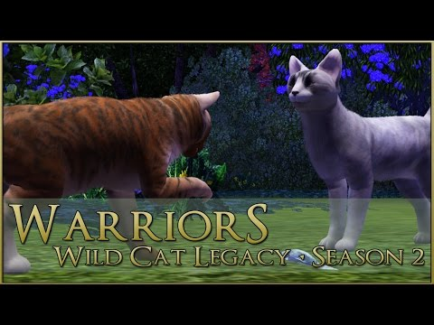 A Sly Raven's Secret Tricks • Warrior Cats Sims 3 Legacy Season Two - Episode #5
