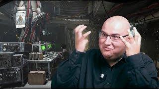 Обзор Wolfenstein II: The New Colossus - 10 из 10, ИГРА ГОДА, Америка в ядерном пепле!