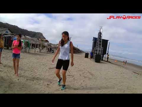 Briceño Running 13k y 6k - Video de salidas y llegadas completo