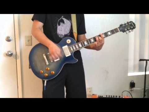 Get The Gang Together- Gerard Way [Guitar Cover]...