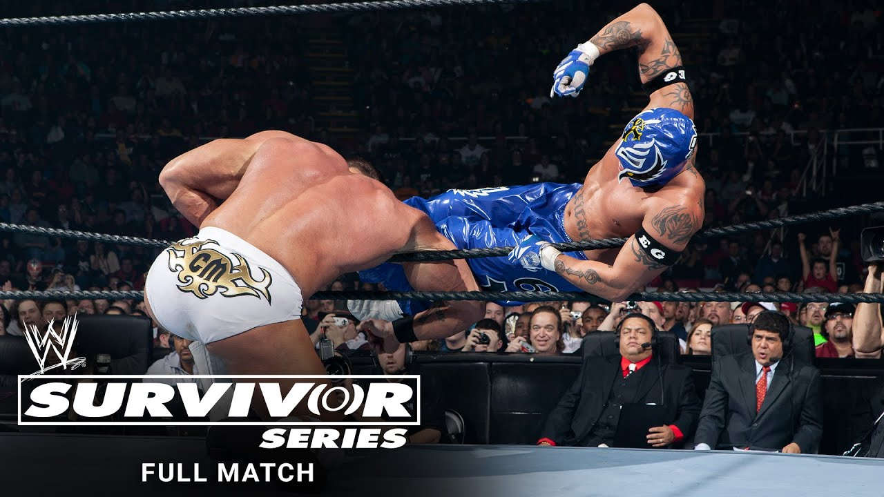 Download Full Match - Team SmackDown vs. Team Raw – 5-on-5 Traditional Survivor Series Elimination Match