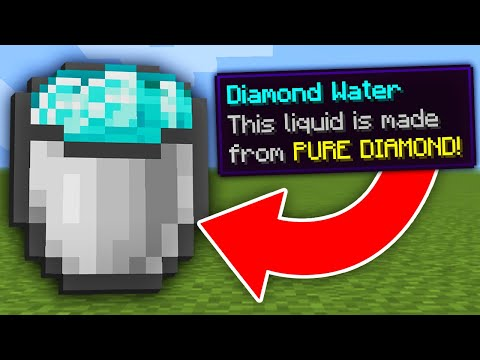 Minecraft, But There Are Custom Liquids...
