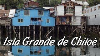 Isla Grande de Chiloé (Chiloé Island) - Sur de Chile (1080 HD)