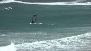 Windsurf Plage de Goulien  Presqu'ile Crozon Bretagne Finistère