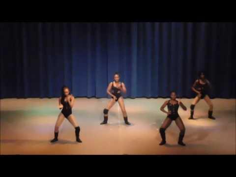 Antigua & Barbuda U Can Dance 2016 - Evolution Dance Company