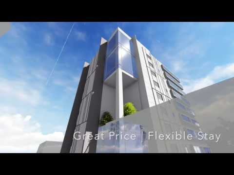 9 Story Serviced Apartment | Vientiane Capital, Laos
