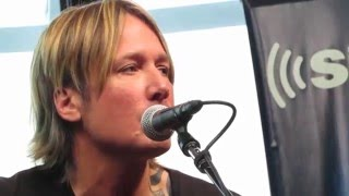 "Keith Urban ""Break On Me"" Sirius Radio ""Ripcord"" Tour Announcement 2016"