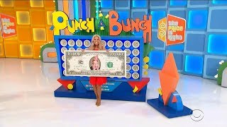 The Price is Right:  September 26, 2018  (Punch a Bunch's 40 Anniversary!)