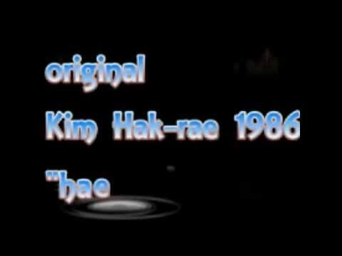 Kim Hak-rae vs Flo-rida , g-dragon (GD)