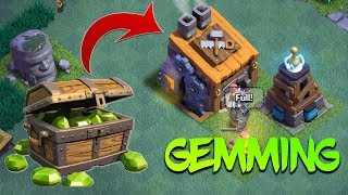 GEMMING BUILDER HALL 8!! SUPER PEKKA & MEGA TESLA! NEW UPDATE CLASH OF CLANS