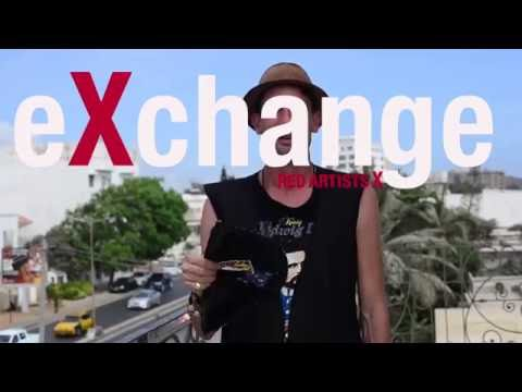 eXchange RED ARTISTS X 2016 Dakar Senegal  Trailer