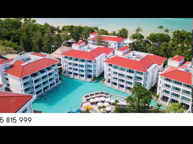 เที่ยวกระบี่ต้องพักที่ เซ็นทารา บีช รีสอร์ท -  Centara Ao Nang Beach Resort & Spa Krabi, Thailand