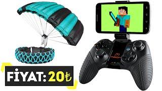 20 Liraya Alabileceğin 10 Teknoloji Harikası