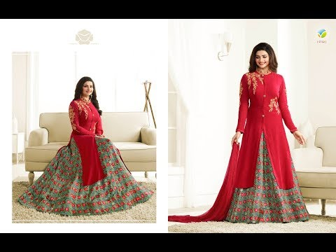 Latest Indian Dresses Collections 2017 || Vinay Fashion || Kaseesh-Galaxy