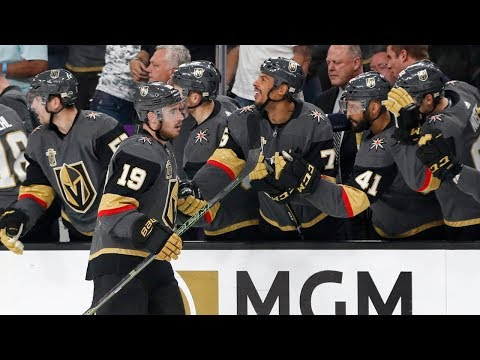 Reilly Smith scores third-period game-winner as Golden Knights stun Jets