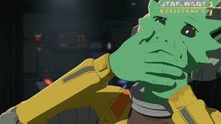Star Wars Resistance | Episode 8 - Synara