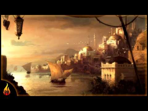 Arabian Music | City By The Sea | Ambient Arabian Desert Music