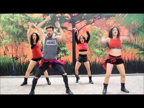 Duro y Suave - Leslie Grace & Noriel   Coreo fitness (Zumba fitness) by Marveldancers